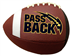 Passback Official Composite Football