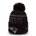 New England Patriots - Black Collection Knit
