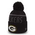 Green Bay Packers - Black Collection Knit