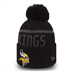 Minnesota Vikings - Black Collection Knit