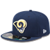 Saint Louis Rams - On Field Cap 5950