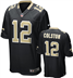 New Orleans Saints - M. Colston #12 Home Jersey