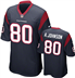 Houton Texans - A. Johnson #80 Home Jersey