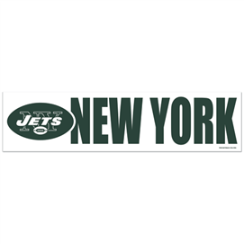 New York Jets - Bumper Strips I