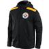 Pittsburgh Steelers - Nailhead Full-Zip Hoody