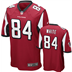 Atlanta Falcons - R. White #84 Home Jersey