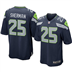 Seattle Seahawks - R. Sherman #25 Home Jersey