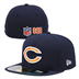 Chicago Bears - On Field Cap 5950
