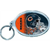 Chicago Bears - Oval Keyring