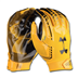Under Armour 1304694 F6 Gloves Yellow