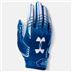 Under Armour 1304694 F6 Gloves Royal Blue