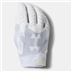 Under Armour 1304694 F6 Gloves White