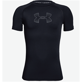Under Armour 1343015 Youth Heatgear SS