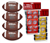 Wilson Flagfootball Set