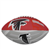 Atlanta Falcons Wilson WTF1534XB NFL Junior