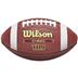 Wilson WTF1360 TDJ Junior Leather Game Ball